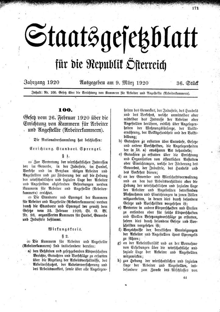 AK-Gesetz-1920