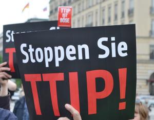Foto: Stoppen Sie TTIP!
